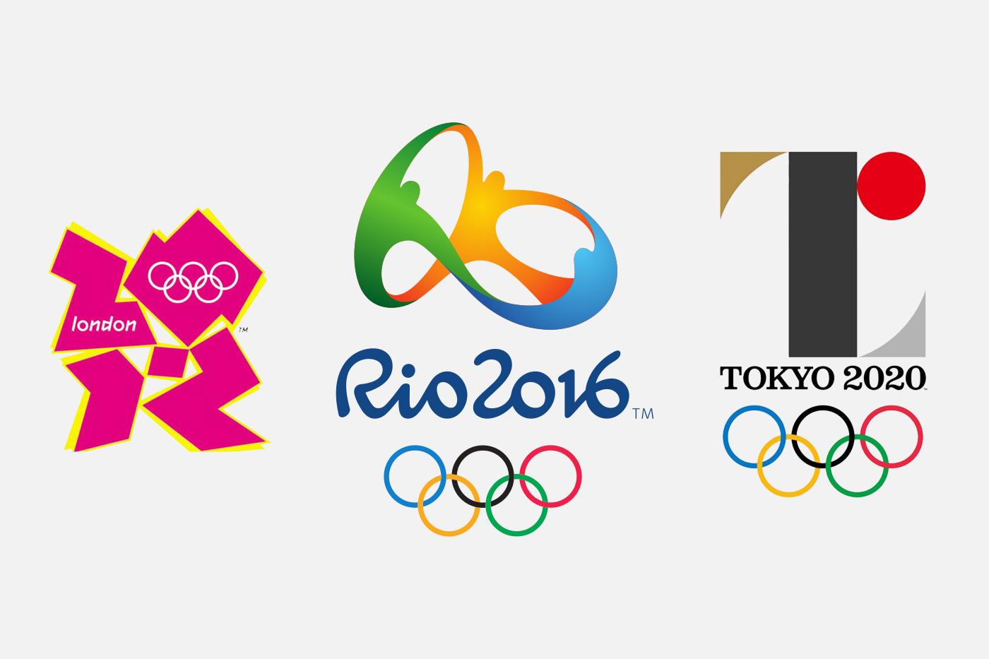 Olympic rings 2020